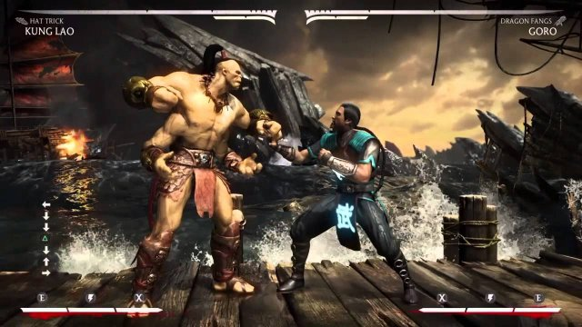 MKX Hat Trick Trouble