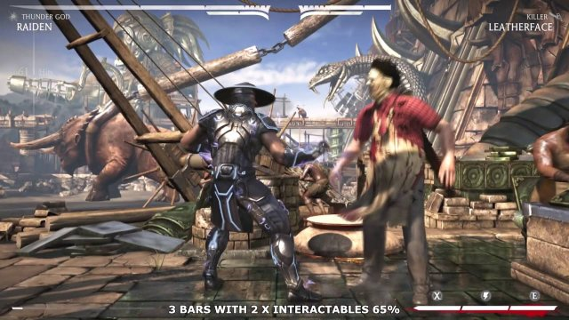 NEW MKXL RAIDEN INTERACTABLE COMBOS BY TONY-T!