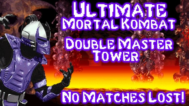 Ultimate Mortal Kombat Playthrough: NO MATCHES LOST, MAX DIFFICULTY (Smoke) FULL HD 60 FPS
