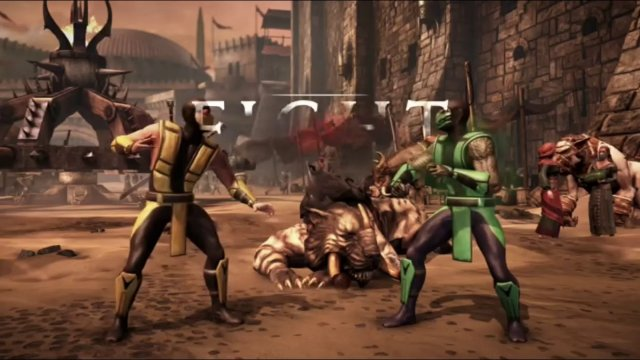 MKXL: AntiJosh vs RaptorCity (2/25/17) Reptile vs Scorpion | Casuals