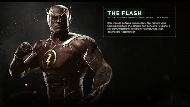 IGAU -  The Flash -  Short Advaned Guide