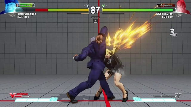 More SFV Combos and Epic come back