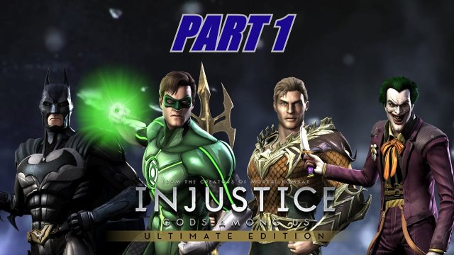 Injustice 2 Countdown - Injustice: Gods Among Us Ultimate Edition[Story Mode]