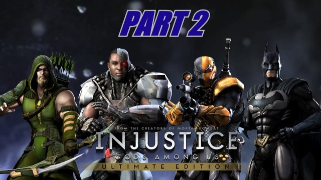 Injustice 2 Countdown Part 2 - Injustice: Gods Among Us Ultimate Edition[Story Mode]