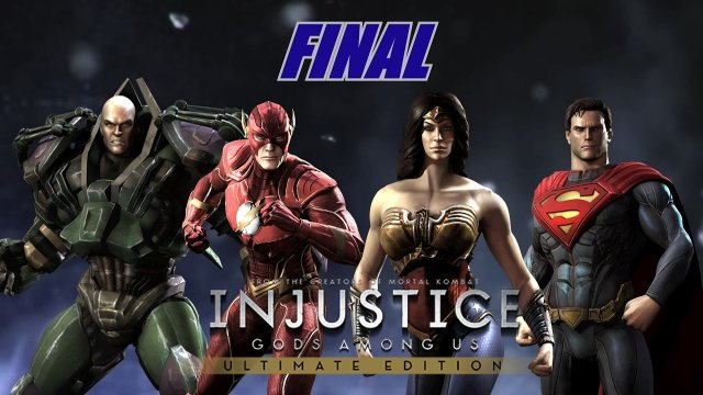 Injustice 2 Countdown Final - Injustice: Gods Among Us Ultimate Edition[Story Mode]