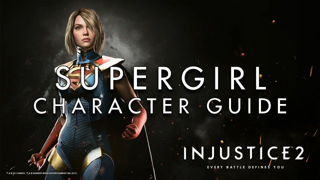 Supergirl - Character Guide