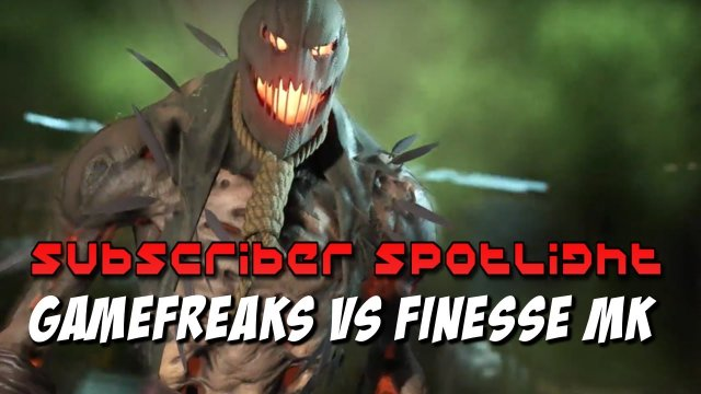 FEAR THE SCARECROW | Injustice 2 Subscriber Spotlight #114 (GameFreaks vs Finesse MK)