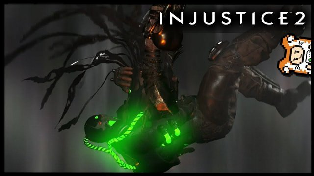 AntiJosh (Scarecrow) vs. Dr. Zadok (Bane) | Injustice 2 | AntiJosh Plays