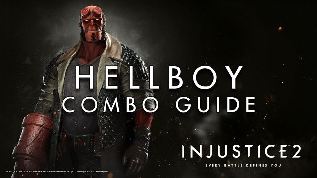 Hellboy - Combo Guide