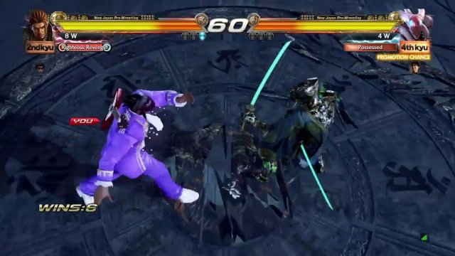 Eddy Gordo is the Son of Prince - Tekken 7 Ranked Match