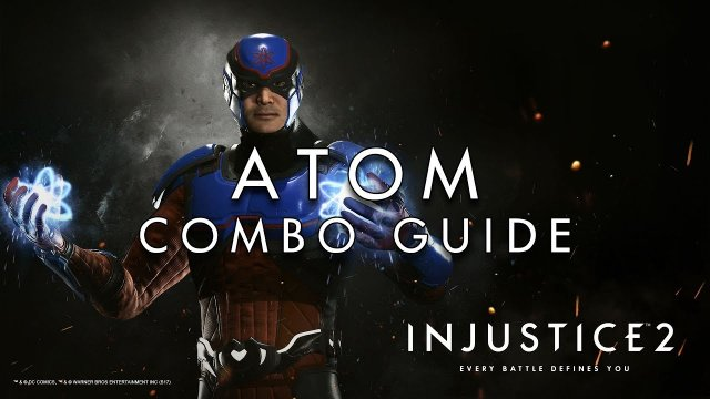 Atom - Combo Guide