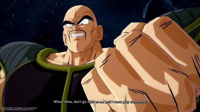 Welcome To The Team, Nappa - Dragon Ball FighterZ: Ranked Matches