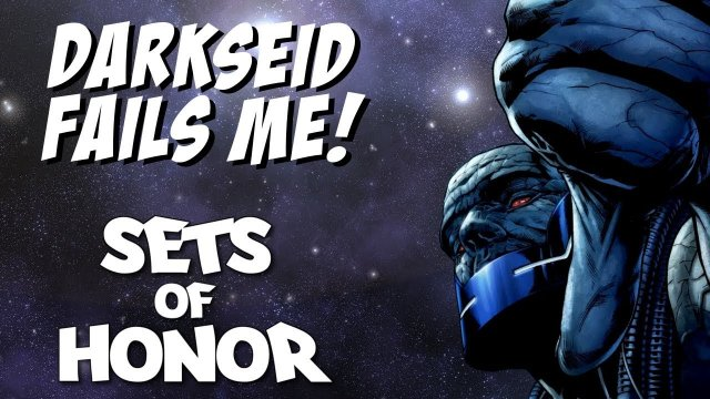 DARKSEID FAILS ME... BUT HERE COMES AN UNLIKELY HERO! | Sets Of Honor #13 | Injustice 2