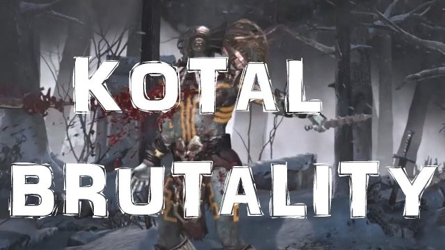 MKX: Online Match: DOUBLE SELF INFLICTED BRUTALITY