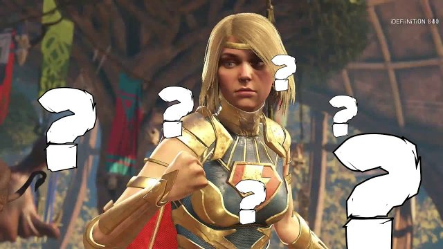 Injustice 2: WHEN YOU WANT TO TRASH TALK BUT YOUR MIC IS TRASH