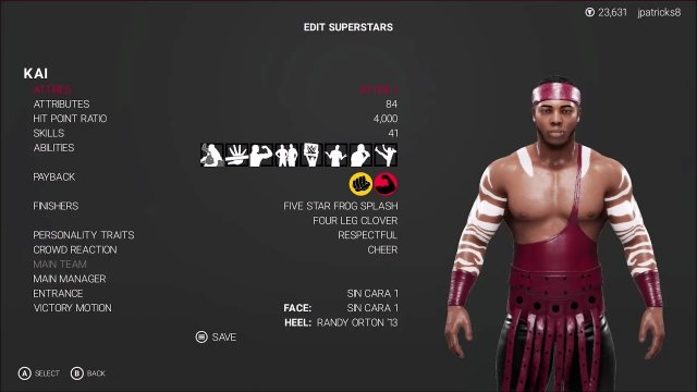 WWE 2K19 - Mortal Kombat - Kai Showcase