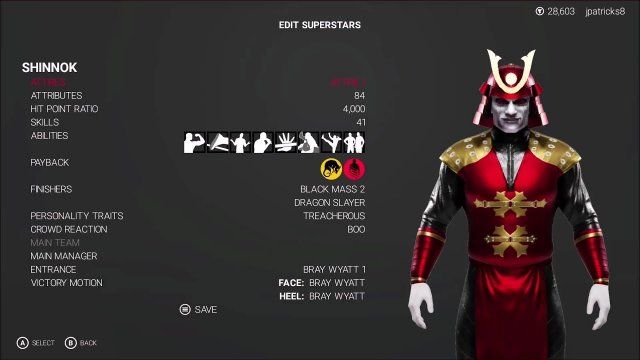 WWE 2K19 - Mortal Kombat - Shinnok Showcase