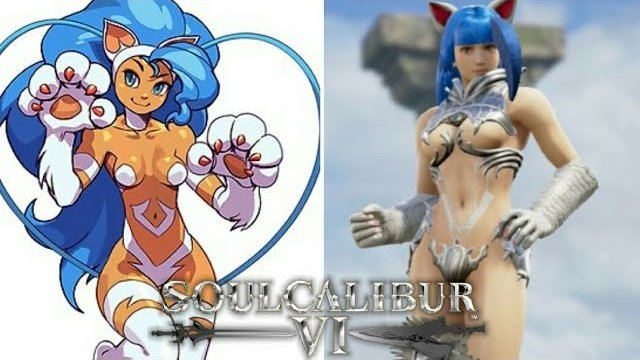 Felicia Showcase With DLC 3 Pack - Soul Calibur 6